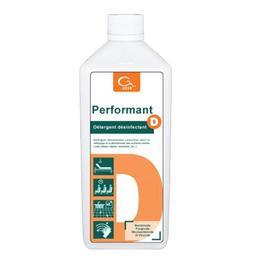 Detergent dezinfectant concentrat pentru suprafete Performant D 1000 ml