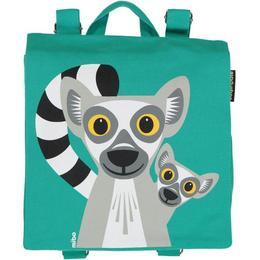 Ghiozdan verde Lemur - Coqenpate