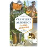 Cresterea albinelor in stupi orizontali - Paul Fert, Gilles Fert, editura Mast