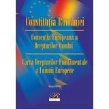 Constitutia romaniei ed.11 act. 3 martie 2019, editura Rosetti