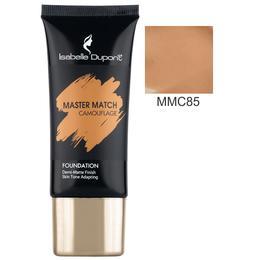 Fond de Ten Isabelle Dupont Paris Master Match Camouflage, nuanta MMC85 Golden Beige, 30ml de la esteto.ro