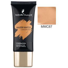 Fond de Ten Isabelle Dupont Paris Master Match Camouflage, nuanta MMC87 Nude, 30ml