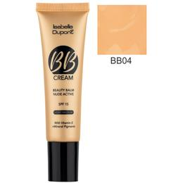 Balsam Corector Isabelle Dupont Paris BB Cream Nude Active, nuanta BB04 Natural Beige, 30ml