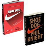 Pachet Shoe Dog + Shoe Dog pentru tinerii cititori - Phil Knight, editura Publica