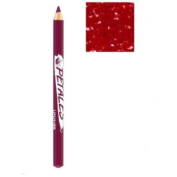 Creion Contur Buze Isabelle Dupont Paris Petales, nuanta 62 Fire Brick imagine produs