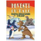 Povesti cu talc: povestea ursului cafeniu si alte povesti