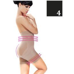 Short modelator Jurinex Annes 140den, culoare nero, marime 4