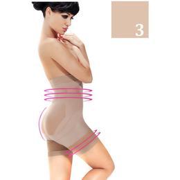 Short modelator Jurinex Annes 140den, culoare vision, marime 3