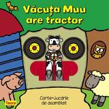 Vacuta Mu are tractor, editura Teora
