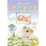Albumul bebelusului, editura Teora