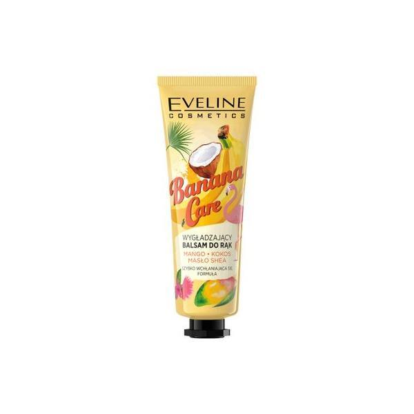 Crema / Balsam pentru maini Eveline Cosmetics Banana Care 50 ml imagine produs