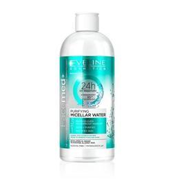 Apa micelara Eveline Cosmetics Facemed + 3 in 1 Purifying 400 ml de la esteto.ro