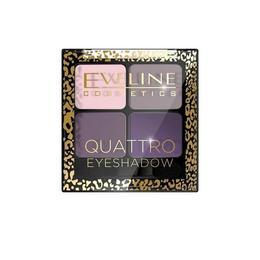 Fard de pleoape Eveline Cosmetics Quattro Eyeshadow 20g - nuanta 13