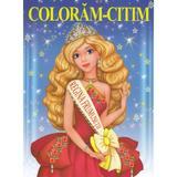 Coloram-citim: Regina frumusetii, editura Biblion