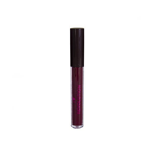 Luciu de buze, Makeup Revolution, I Heart Revolution Chocolate Cherry, 2,5 ml imagine produs