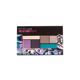 Paleta de farduri Maybelline New York The City Mini Palette 450 Graffiti Pop, 30g