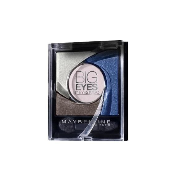 Fard de pleoape Maybelline NY Big Eyes Luminous Blue 04 imagine produs