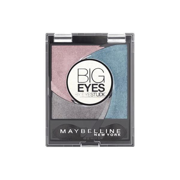 Fard de pleoape Maybelline NY Big Eyes Luminous Turquoise 03 imagine produs