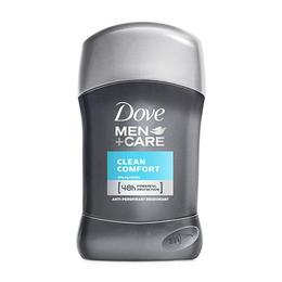 Deodorant antiperspirant stick Dove Clean Comfort 48h 40ml