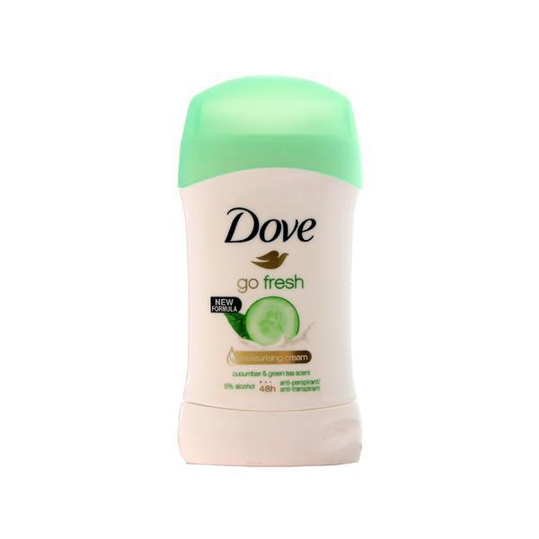 Deodorant antiperspirant stick Dove Go Fresh Cucumber&Green Tea 48h 40ml imagine produs