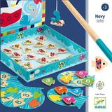 Joc educativ navy loto - Djeco