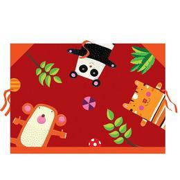 Mapă cartonată pentru desene - Djeco