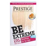 Set Pentru Decolorare Par Rosa Impex BeExtreme 100% VIP's Prestige