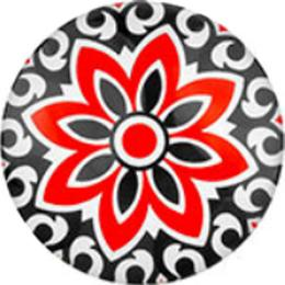 Magnet cu Motiv Oriental Lucy Style 2000, model 3