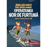 Operatiunea nor de furtuna (biroul de investigatii nr.2) ed.2 - jorn lier horst