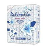 Absorbante de Zi cu Aripioare Palomita Ultra Thin Matase, 40 buc