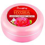 Crema de Fata Hidratanta cu Acid Hialuronic Fine Perfumery Hydra, 100ml