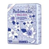 Absorbante de Zi cu Aripioare Palomita Ultra Thin textil, 50 buc