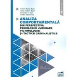 Analiza comportamentala - Tudorel Badea Butoi, editura Pro Universitaria