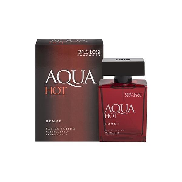 Apa de parfum, Carlo Bossi, Aqua Hot, pentru barbati, 100 ml