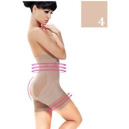 Short modelator Jurinex Annes 140den, culoare vision, marime 4