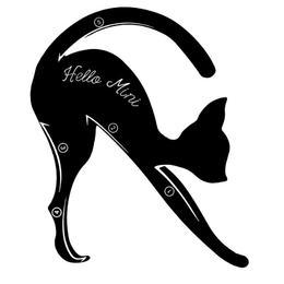 Accesoriu Contur Ochi Cat Line Lucy Style 2000
