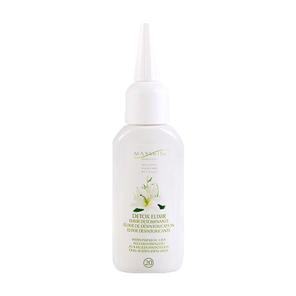 Elixir Detoxifiant cu Uleiuri Esentiale - Maxxelle Cura Riattiva Detox Elixir with Essential Oils, 30ml imagine produs
