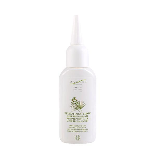 Elixir Revitalizant cu Uleiuri Esentiale - Maxxelle Cura Riattiva Revitalizing Elixir with Essential Oils, 50ml imagine produs