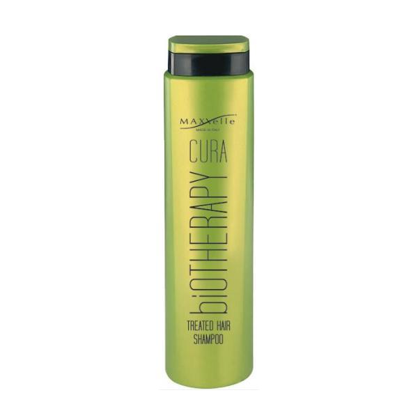 Sampon pentru Par Vopsit - Maxxelle Cura Biotherapy Treated Hair Shampoo, 250ml