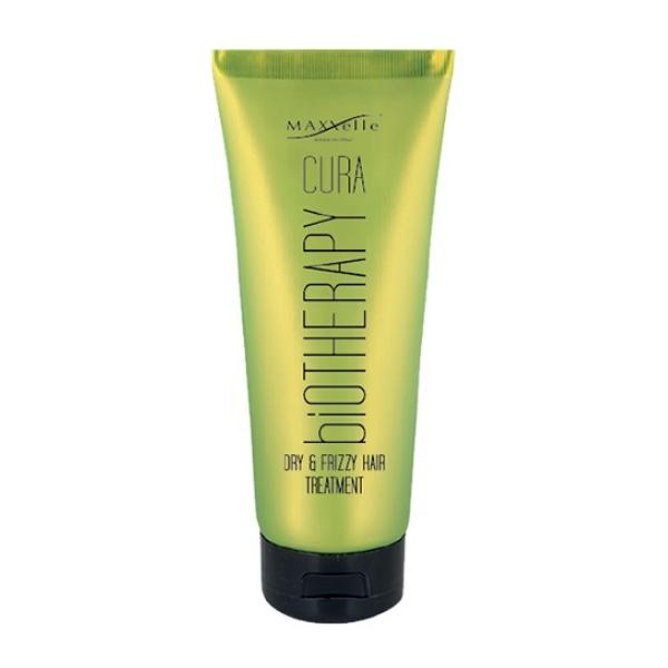 Masca pentru Par Uscat si Cret - Maxxelle Cura Biotherapy Dry & Frizzy Hair Treatment, 200ml