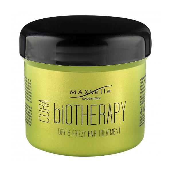 Masca pentru Par Uscat si Cret - Maxxelle Cura Biotherapy Dry & Frizzy Hair Treatment, 500ml