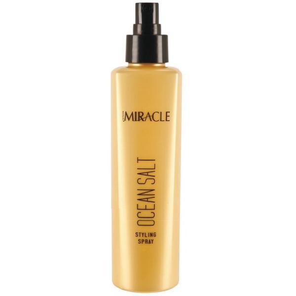 Spray de Styling cu Saruri Organice - Maxxelle Miracle Ocean Salt Styling Spray, 200ml