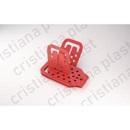 Perdea pentru usa model 28 Romburi - Cristiana Plast