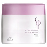 Masca Scalp Sensibil - Wella SP Balance Scalp Mask 400 ml