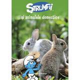Strumfii si animalele domestice, editura Nomina