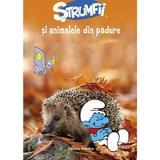 Strumfii si animalele din padure, editura Nomina