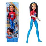 Papusa Super Hero Girls Gimnasta - Mattel
