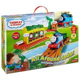 Set de joaca Fisher-Price, Thomas & Friends Aventuri in jungla