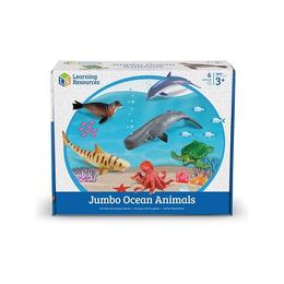 Figurine mari - Vietatile oceanului - Learning Resources