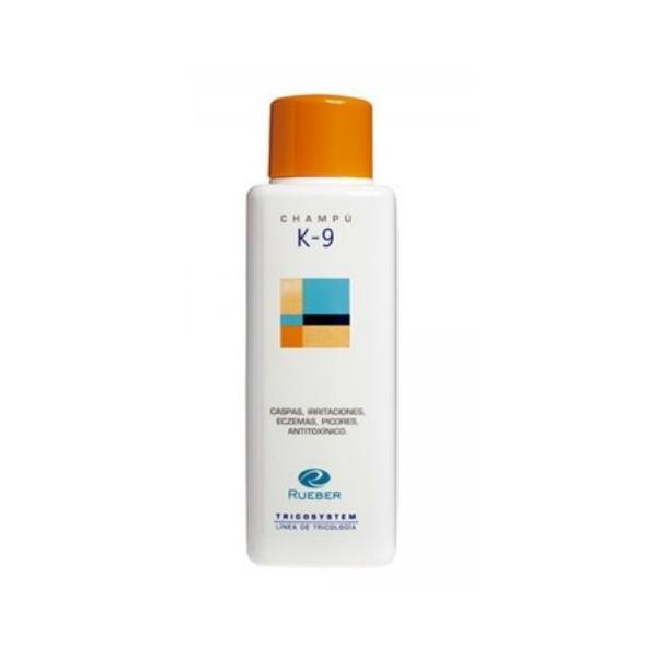 Sampon pentru dermatita seboreica Rueber K-9, 400ml